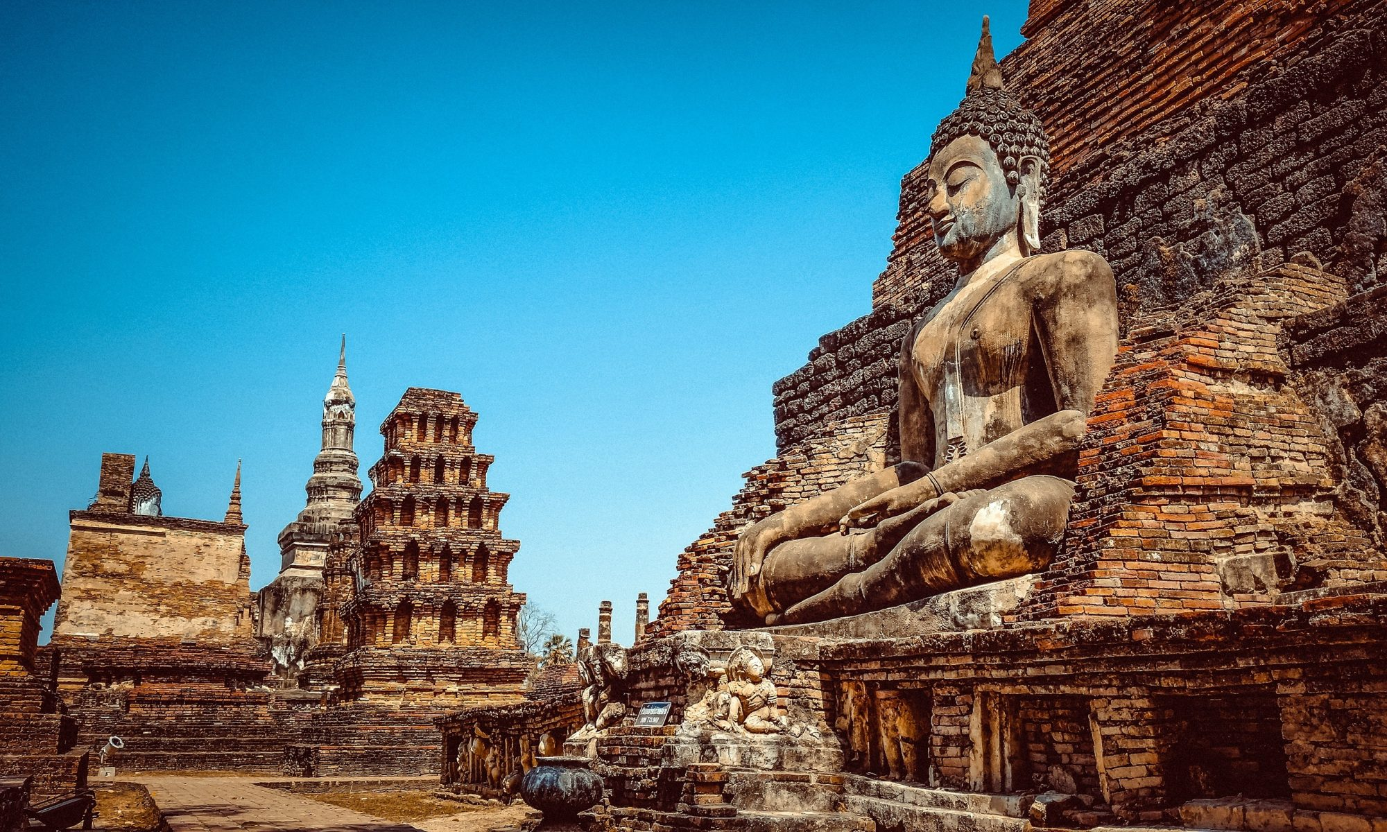 Canva - Temples in Thailand